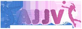 Asociación de Jugadores y Jugadoras de Voleibol Logo