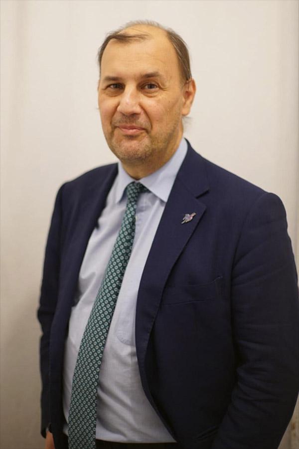 Eduardo Meléndez, abogado de la AJJV