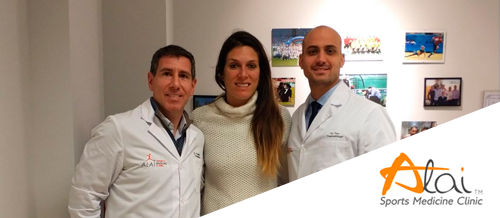 Alai Sports Medicine Clinic se une a la AJJV