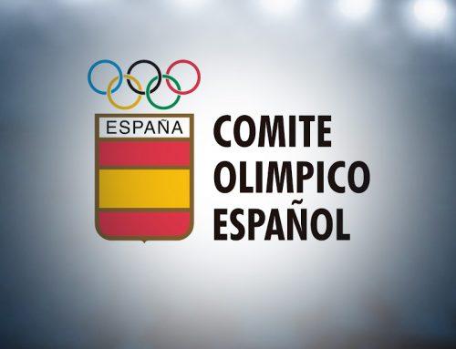 Convenio con el Comité Olímpico Español